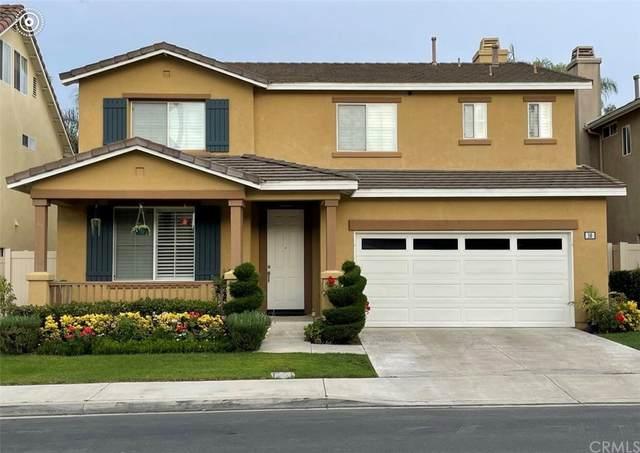 10 Glenoaks, Irvine, CA 92618 (#OC21160655) :: Cane Real Estate