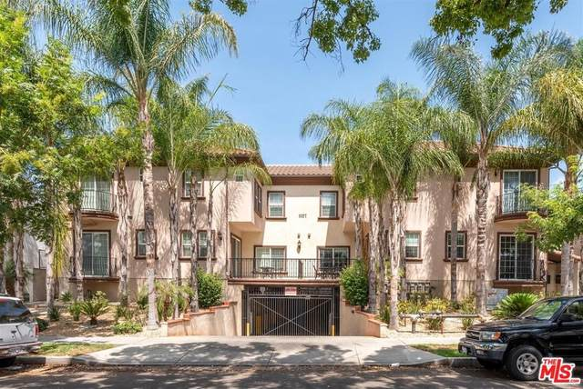 1027 W Angeleno Avenue #101, Burbank, CA 91506 (#21763366) :: Cane Real Estate