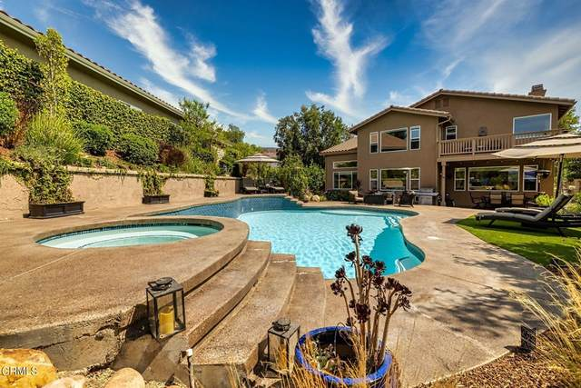 2784 Autumn Ridge Drive, Thousand Oaks, CA 91362 (#V1-7323) :: The Marelly Group | Sentry Residential