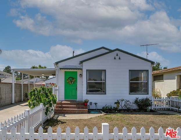 11837 Marshall Street, Culver City, CA 90230 (#21755444) :: Jett Real Estate Group