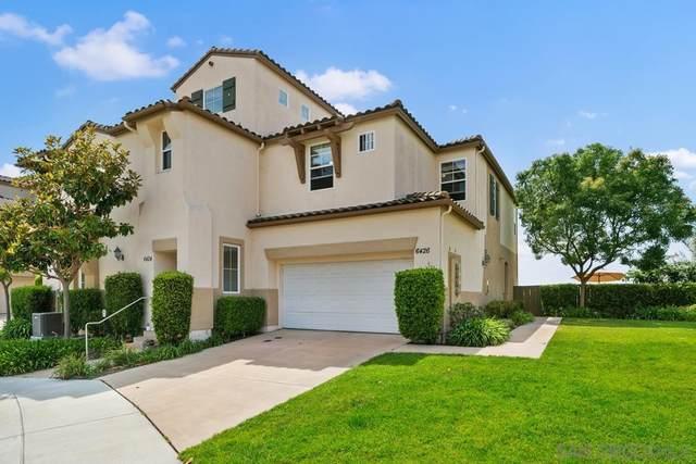 6426 Terraza Portico, Carlsbad, CA 92009 (#210020820) :: Jett Real Estate Group