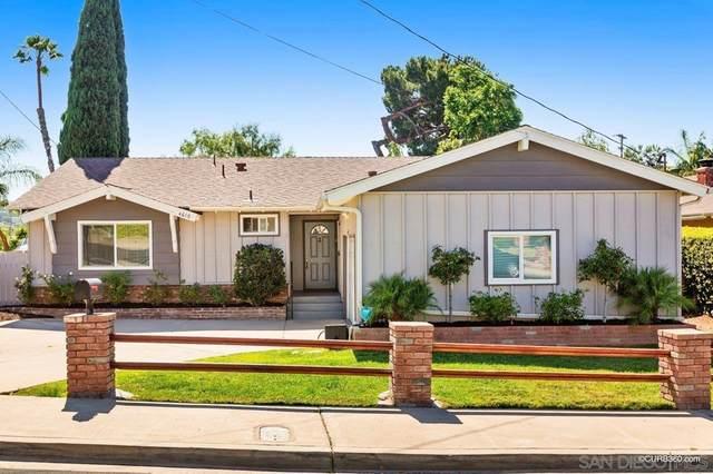 4610 Miramonte Street, La Mesa, CA 91941 (#210020823) :: Jett Real Estate Group