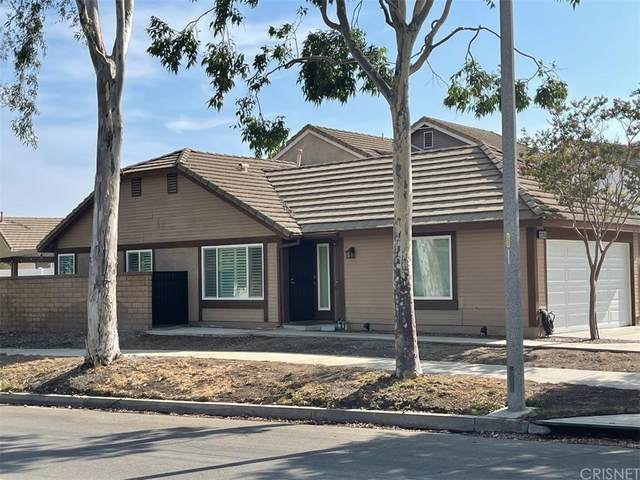 12351 Daisy Court, Rancho Cucamonga, CA 91739 (MLS #SR21160013) :: CARLILE Realty & Lending