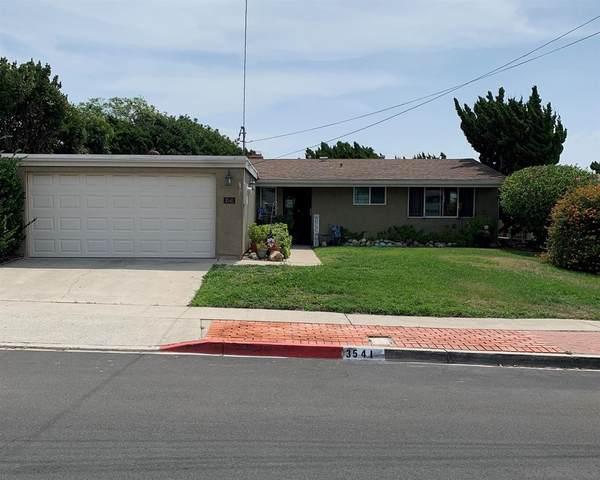 3541 Marathon Drive, San Diego, CA 92123 (#210020826) :: Robyn Icenhower & Associates