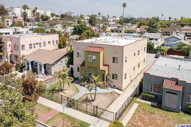 2940 9th Avenue, Los Angeles (City), CA 90018 (#320007004) :: Latrice Deluna Homes