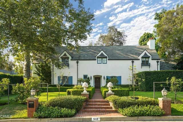 512 Arroyo Square, South Pasadena, CA 91030 (#P1-5859) :: Mainstreet Realtors®