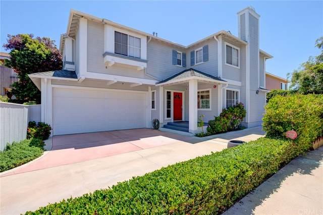 2406 Carnegie Lane B, Redondo Beach, CA 90278 (#PV21150656) :: eXp Realty of California Inc.
