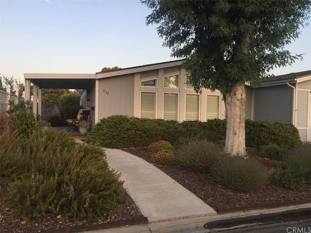 234 Partridge Avenue, Paso Robles, CA 93446 (#NS21161402) :: Jett Real Estate Group