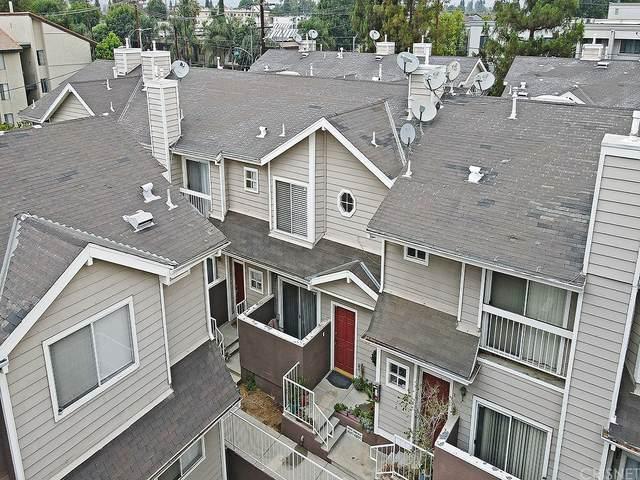 8624 De Soto Avenue #111, Canoga Park, CA 91304 (#SR21161484) :: Cane Real Estate