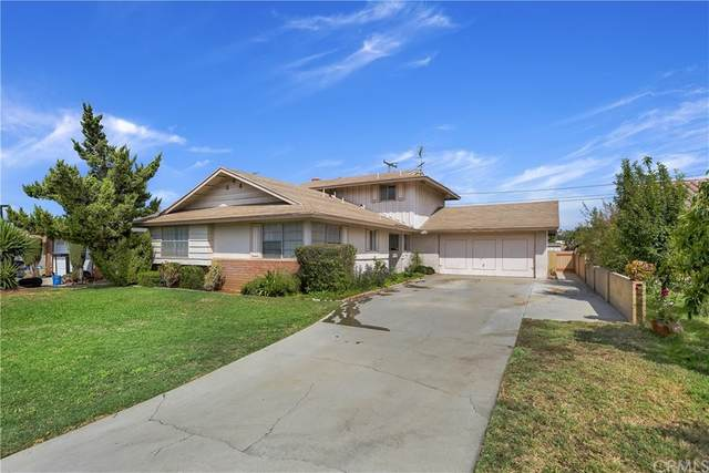 12725 Harlow Avenue, Riverside, CA 92503 (#IV21161336) :: The Marelly Group | Sentry Residential