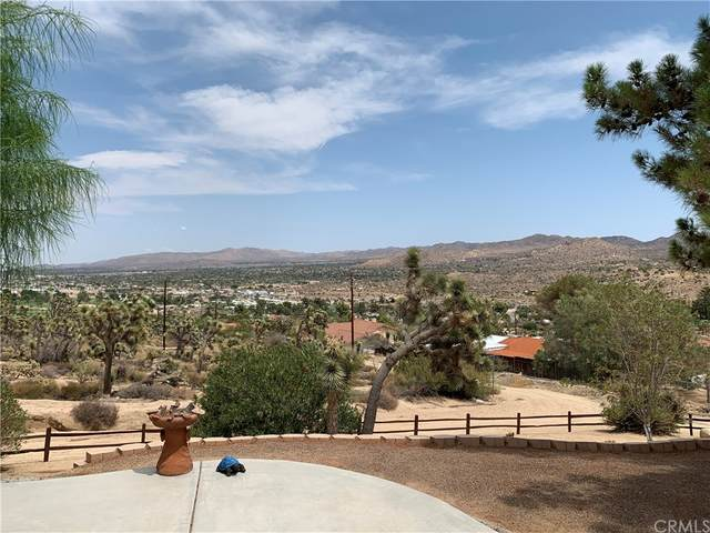 7370 North Park, Yucca Valley, CA 92284 (#JT21160981) :: The Marelly Group | Sentry Residential