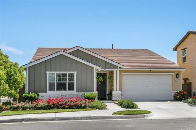 4078 E Groveland Drive, Ontario, CA 91761 (#IV21157464) :: Latrice Deluna Homes