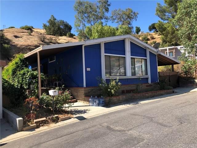 24425 Woolsley #121, West Hills, CA 91304 (#SR21161780) :: Doherty Real Estate Group