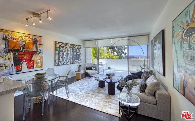 8787 Shoreham Drive #105, West Hollywood, CA 90069 (#21764562) :: Twiss Realty