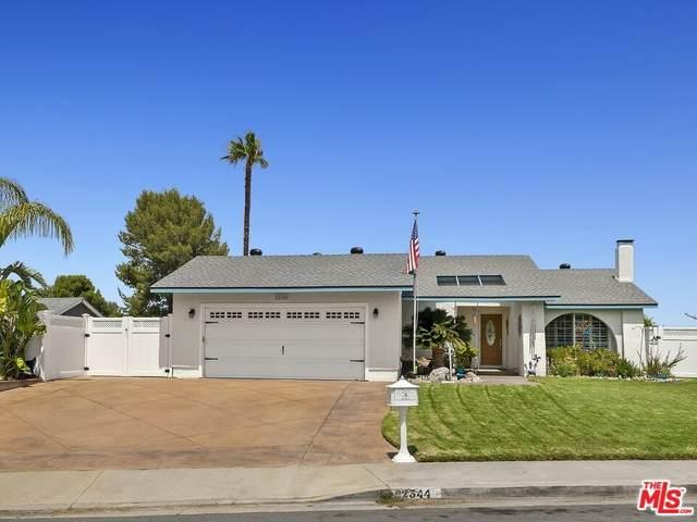 22344 Melodi Lane, Santa Clarita, CA 91350 (#21763198) :: Eight Luxe Homes