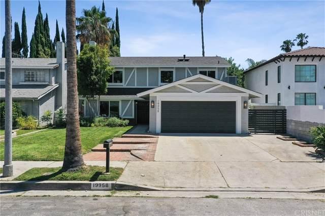 19958 Baltar Street, Winnetka, CA 91306 (#SR21158776) :: Robyn Icenhower & Associates