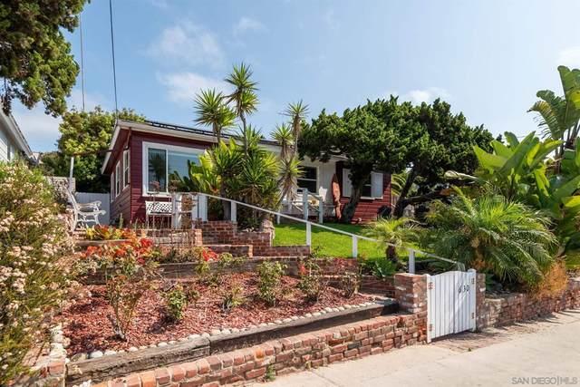 630 Loring, San Diego, CA 92109 (#210020828) :: Cane Real Estate