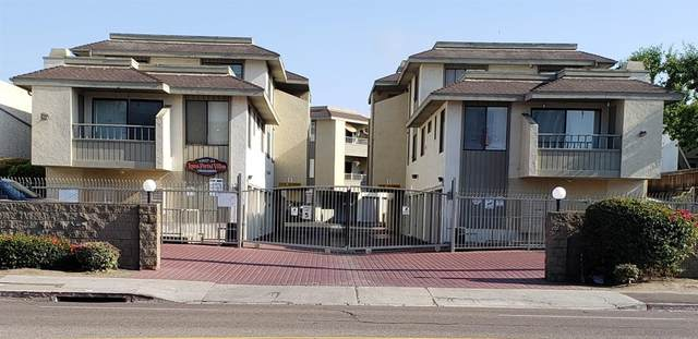 3217 Midway Dr #604, San Diego, CA 92110 (#210020831) :: Cane Real Estate