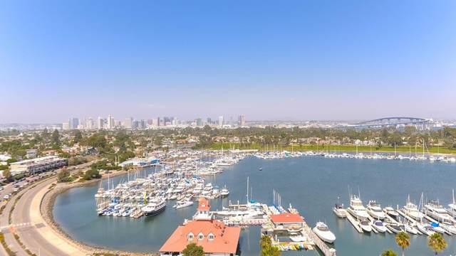 1710 Avenida Del Mundo #1407, Coronado, CA 92118 (#210020834) :: Jett Real Estate Group