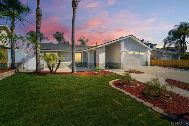 9327 Lake Hill Road, Santee, CA 92071 (#PTP2105184) :: Realty ONE Group Empire