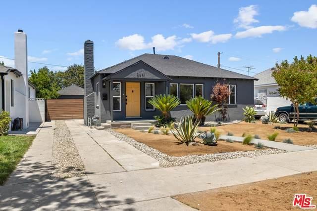 3641 Hillcrest Drive, Los Angeles (City), CA 90016 (#21764326) :: Latrice Deluna Homes