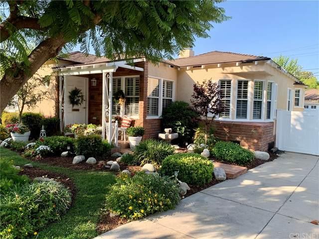 1216 N Pass Avenue, Burbank, CA 91505 (#SR21161797) :: Eight Luxe Homes