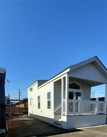 13525 S Vermont Ave #16, Gardena, CA 90247 (#WS21161879) :: Berkshire Hathaway HomeServices California Properties