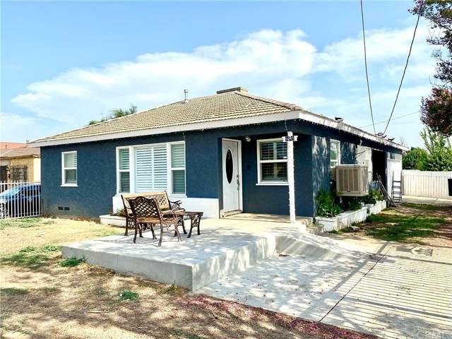 1041 W 15th Street, San Bernardino, CA 92411 (#EV21161865) :: Latrice Deluna Homes