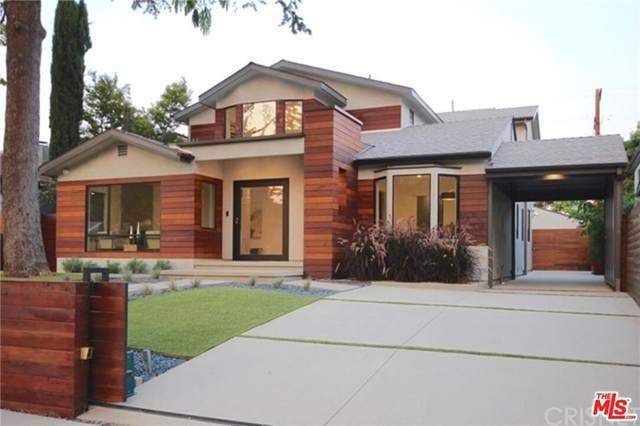 4070 Wilkinson Avenue, Studio City, CA 91604 (#21763930) :: Eight Luxe Homes