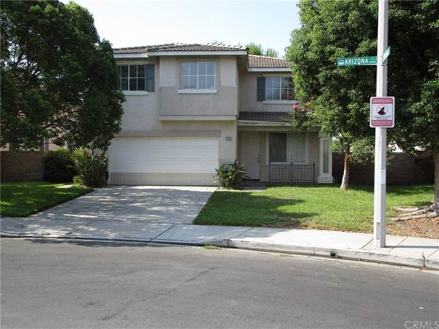 14535 Arizona Street, Fontana, CA 92336 (#IV21161893) :: Jett Real Estate Group