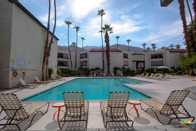 1510 S Camino Real 216A, Palm Springs, CA 92264 (#21762728) :: Robyn Icenhower & Associates