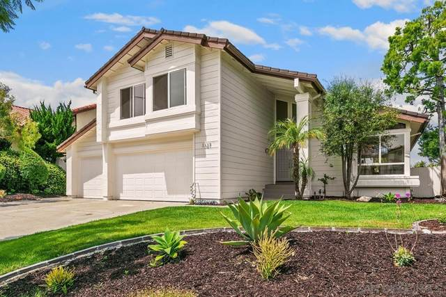 1327 Knoll, Oceanside, CA 92054 (#210020838) :: Jett Real Estate Group