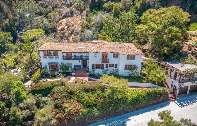 408 La Crescentia Dr., San Diego, CA 92106 (#210020839) :: Eight Luxe Homes