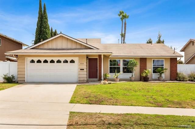 468 E J Street, Chula Vista, CA 91910 (#NDP2108611) :: Steele Canyon Realty