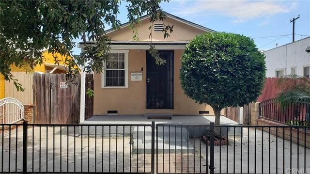 303 E 52nd Street, Long Beach, CA 90805 (#RS21161711) :: Eight Luxe Homes