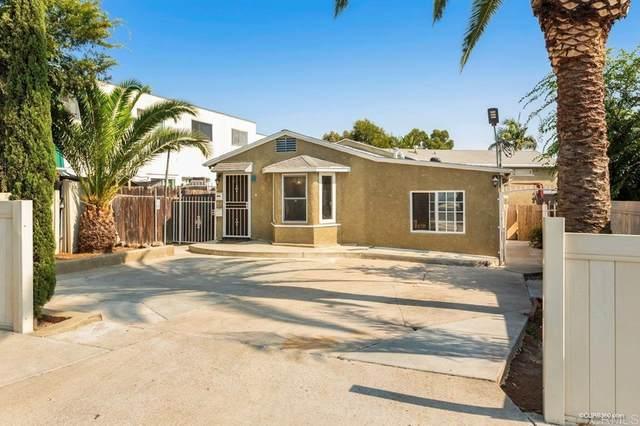 7407 Waite Drive A & B, La Mesa, CA 91941 (#PTP2105191) :: Eight Luxe Homes