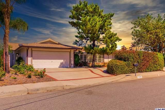 9400 Glory Avenue, Tujunga, CA 91042 (#320006972) :: Latrice Deluna Homes