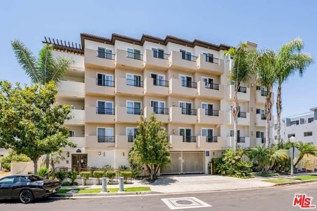 10417 Louisiana Avenue #103, Los Angeles (City), CA 90025 (#21762988) :: The DeBonis Team