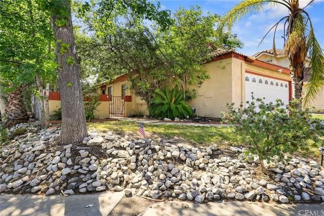 6886 Cabrini Court, Rancho Cucamonga, CA 91701 (#SW21161811) :: Jett Real Estate Group