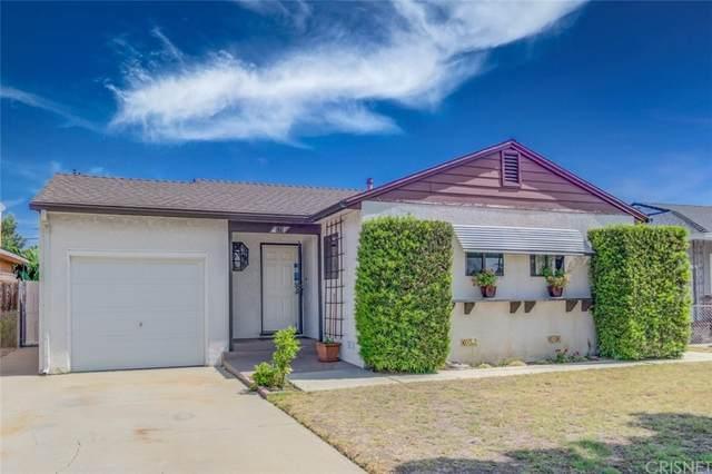 529 W 215th Street, Carson, CA 90745 (#SR21159126) :: Powerhouse Real Estate