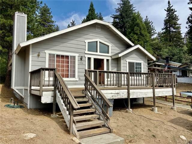 2420 Hunsaker Drive, Running Springs, CA 92382 (#EV21161903) :: Eight Luxe Homes