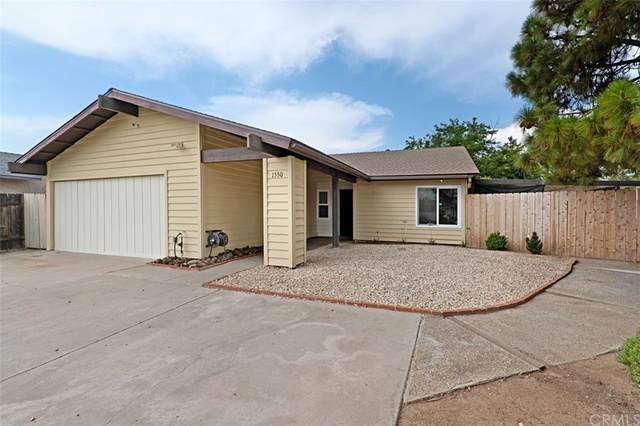1550 Robbiejean Place, El Cajon, CA 92019 (#SW21161603) :: Mark Nazzal Real Estate Group