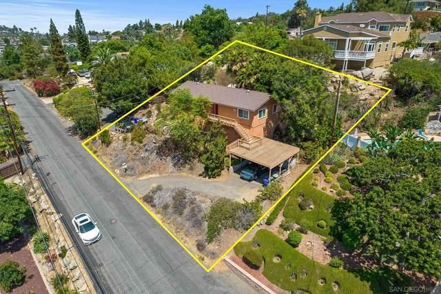 8840 Mariposa St., La Mesa, CA 91941 (#210020842) :: Jett Real Estate Group