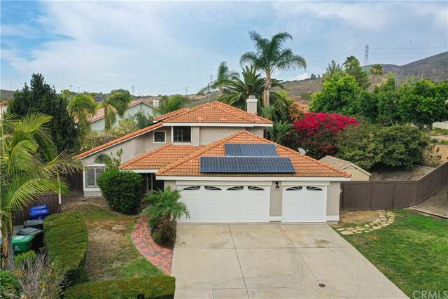 9194 Cadley Court, Rancho Penasquitos, CA 92129 (#ND21161934) :: The Kohler Group