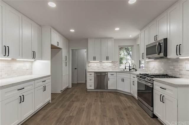 10245 Andasol Avenue, Northridge, CA 91325 (#SR21161851) :: The Kohler Group