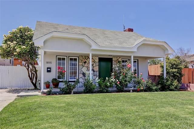 18115 La Salle Avenue, Gardena, CA 90248 (#SB21161427) :: Doherty Real Estate Group