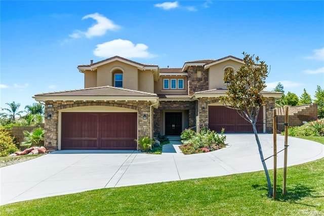 5016 Corral Court, Rancho Cucamonga, CA 91737 (#CV21161897) :: Jett Real Estate Group