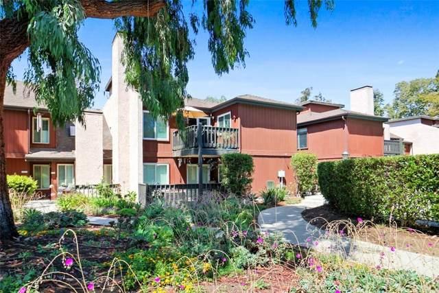 4709 Maytime Lane, Culver City, CA 90230 (#PW21162046) :: Team Tami