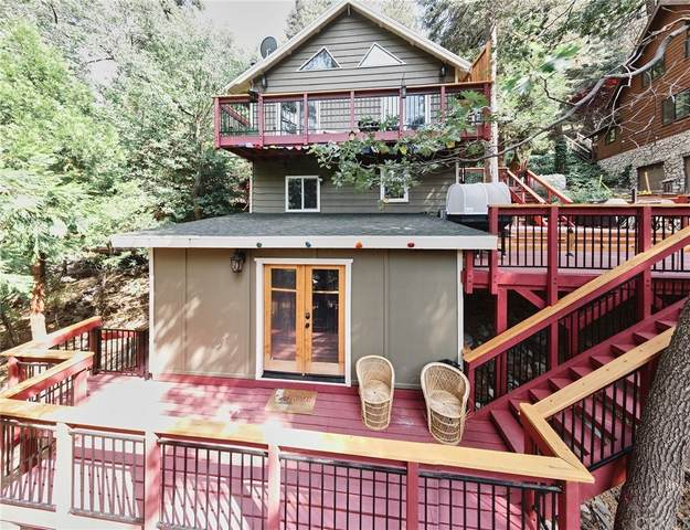 9590 Snowdrift Drive, Forest Falls, CA 92339 (#EV21153989) :: Robyn Icenhower & Associates
