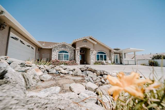 35672 Katona Court, Yucaipa, CA 92399 (#EV21107931) :: Mark Nazzal Real Estate Group